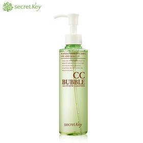 Пенящее средство для снятия ББ- и СС-макияжа Secret Key CC Bubble All in One Cleanser 210 мл