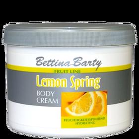 Крем для тела Весенний Лимон Bettina Barty Fruit Line 500 мл
