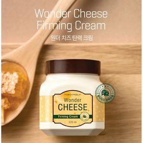 Крем для лица с ферментами сыра укрепляющий Tony Moly Wonder Cheeze Firming Cream 320 мл