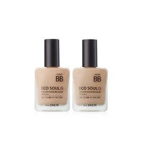 ББ крем многофункциональный The Saem Eco Soul Volume Nude BB Liquid 25 мл