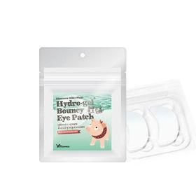 Набор патчей для глаз с жемчугом и гиалуроновой кислотой Elizavecca Hydro-gel Bouncy Eye Patch 20 шт (10 пар)