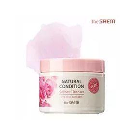 Очищающий щербет The Saem Natural Condition Sorbet Cleanser New 100 мл
