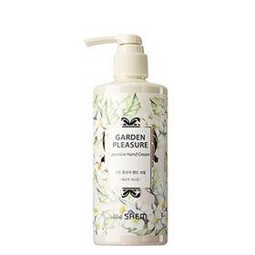 Крем для рук с жасмином The Saem Garden Pleasure Hand Cream-Mellow Jasmine 300 мл