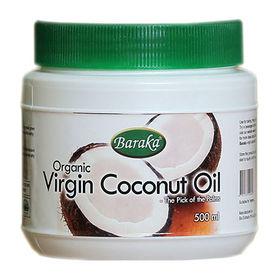 Кокосовое масло Baraka 500 мл