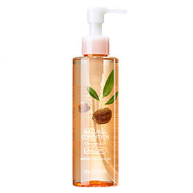 Гидрофильное масло глубоко очищающее The Saem Natural Condition Cleansing Oil Deep Clean 180 мл