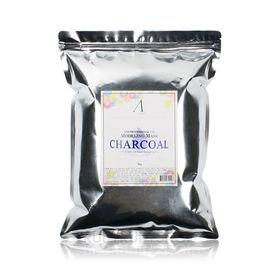 Маска альгинатная для жирной кожи с расширенными порами (пакет) ANSKIN Charcoal Modeling Mask Refill 240 г