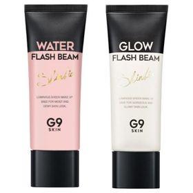 База для макияжа с эффектом сияния Berrisom G9 Flash Beam Shinbia 40 мл