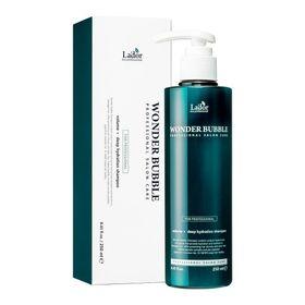 Увлажняющий шампунь двойного действия для волос Lador Wonder bubble shampoo 250 мл