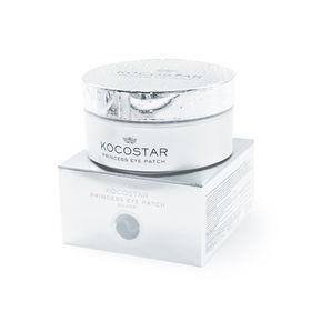 Гидрогелевые патчи для глаз с серебром KOCOSTAR Princess Eye Patch ( Silver) 60 шт
