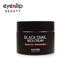 Антивозрастной крем для шеи с экстрактом черной улитки Eyenlip Black Snail Neck Cream 50 мл