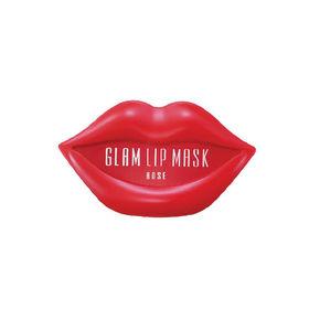 Патчи для губ с экстрактом розы Beauugreen Hydrogel Lip Patch Rose 20 шт