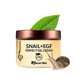 Крем для лица с экстрактом улитки антивозрастной Secret Skin SNAIL+EGF Perfect Gel Cream 50 гр