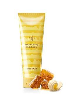 Крем для тела с мёдом манука The Saem Care Plus Manuka Honey Cream 230 мл