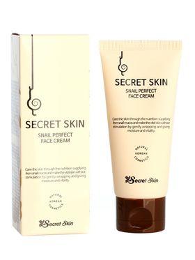 Пенка для умывания с экстрактом улитки антивозрастная Secret Skin SNAIL+EGF Perfect Foam Cleanser 100 мл