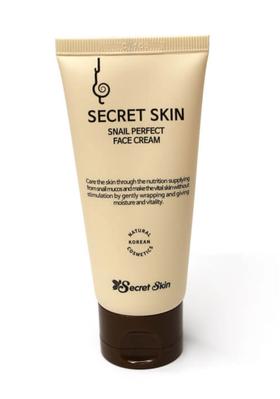 ББ-Крем для лица с экстрактом улитки антивозрастной Secret Skin SNAIL+EGF Perfect BB Cream 50 гр